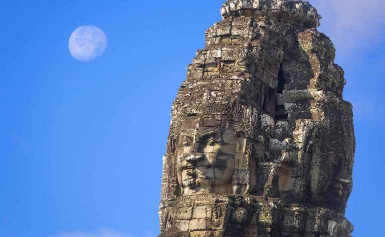 Escapade au Cambodge (Extension optionnelle non incluse)