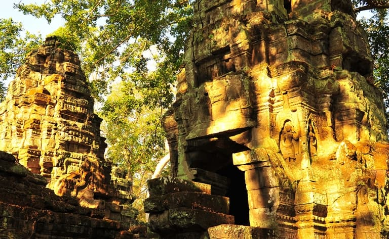 Encore plus de temples !