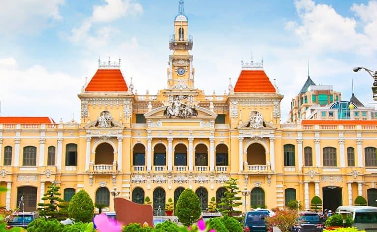 Arrivée à Hô Chi Minh Ville et première découverte