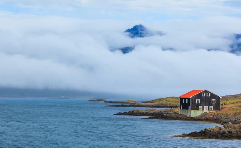 Traversée des fjords de l'est