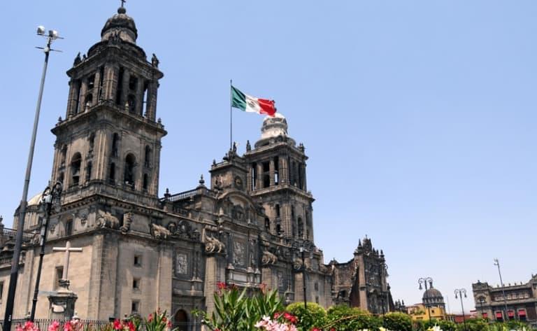 Sous le beau ciel de Mexico…