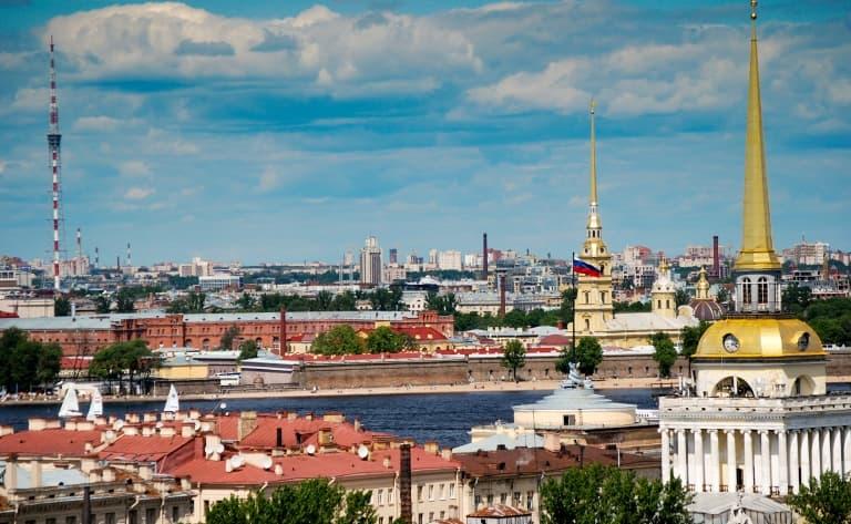 Saint Pétersbourg, la mythique !