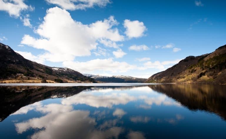 Le Sognefjord, le plus long du pays