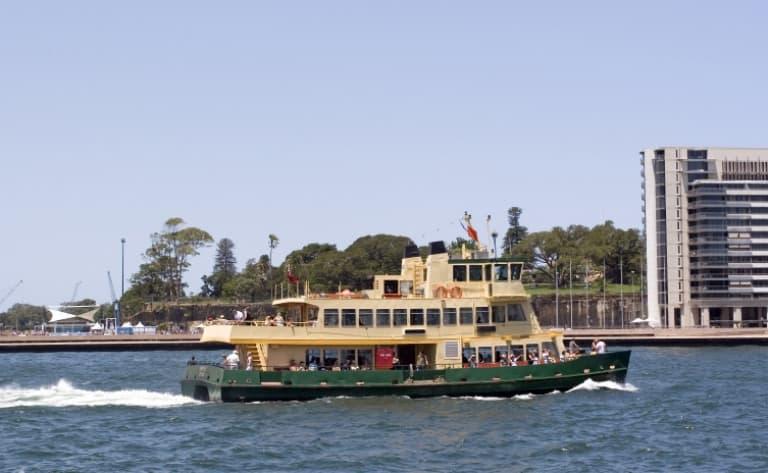 Découverte de Sydney