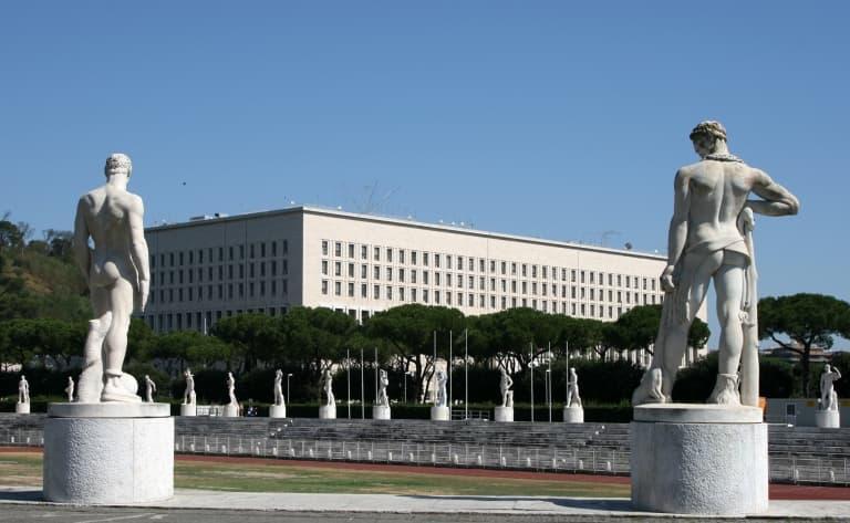 Rome, capitale vibrante !
