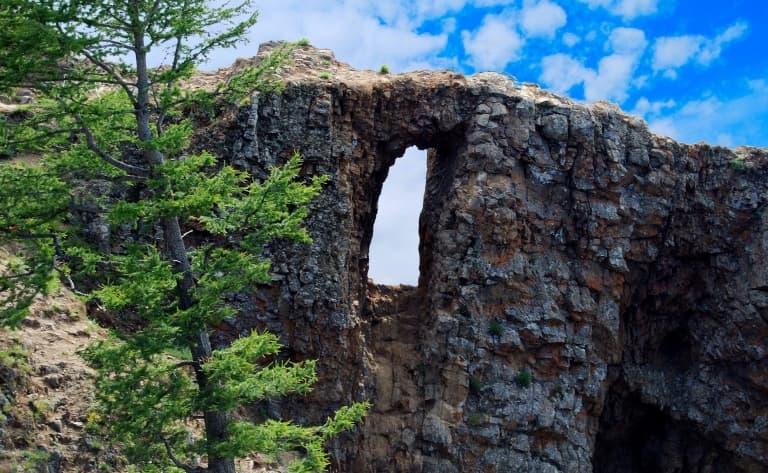 Les paysages à couper le souffle de Cap Khoboy !