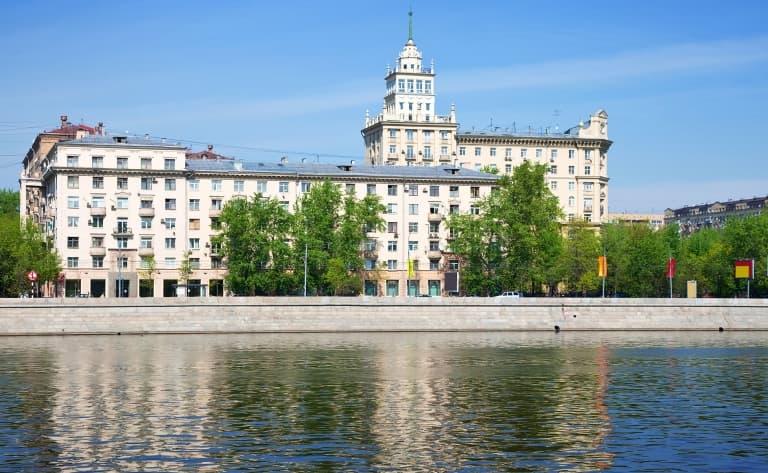I love Moscou !