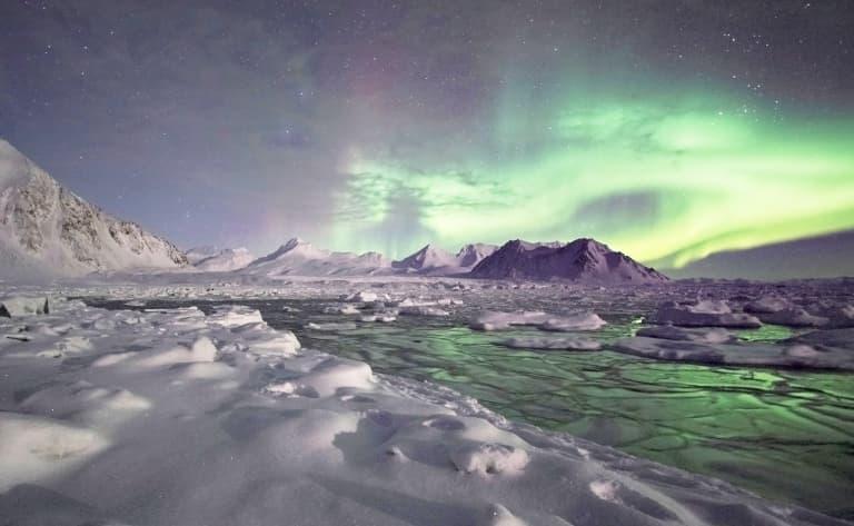 Nuit dans une tente samie
