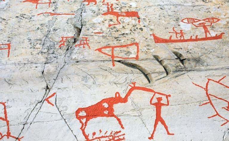 Peintures rupestres d'Alta