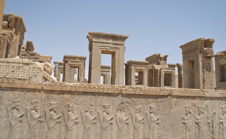Persépolis, un riche trésor de l'histoire ancienne !