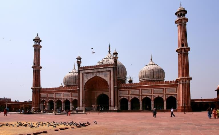 Découverte du Delhi classique