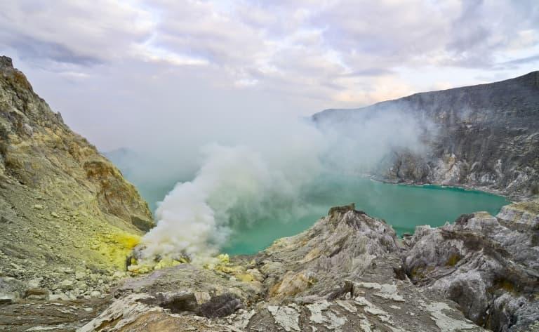 Ascension du volcan Kawah Ijen