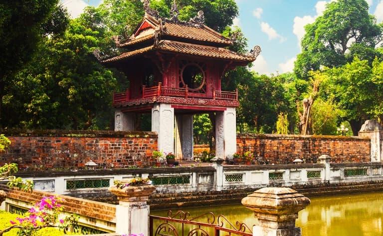 Découverte d'Hanoi, la millénaire !
