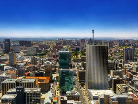 Johannesburg, ville d'histoire