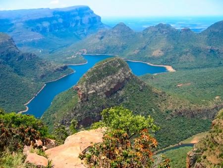 Safari et Merveilles du Canyon de la Blyde River