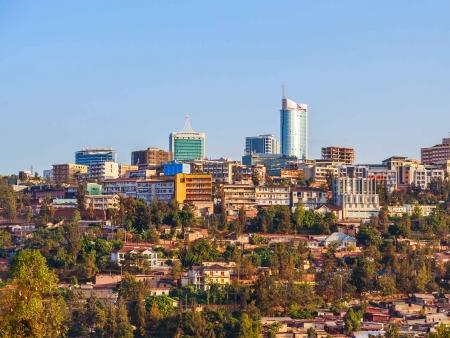 Visite de Kigali et départ pour la France