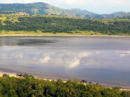 Vie locale et Lac Albert