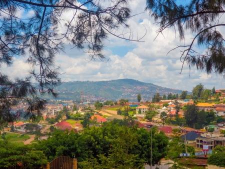 Kigali : entre histoire dramatique et modernité
