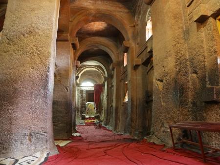 Lalibela, plus grand site chrétien d'Afrique