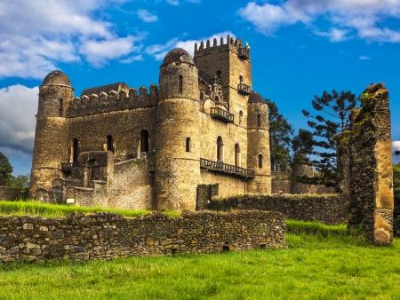 Gondar, ville impériale