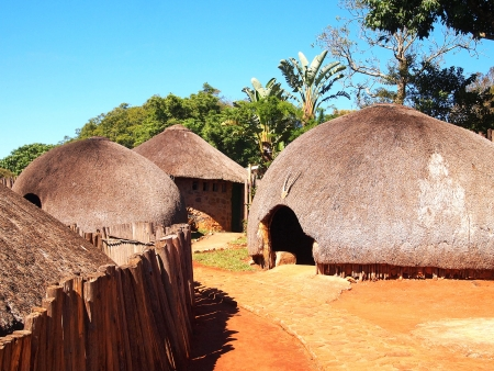 Culture Zoulou et traditions Swazi