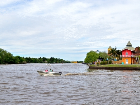 Exploration du Delta du Tigre