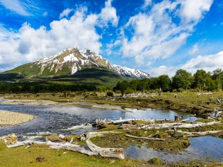Le Parc National de la Terre de Feu