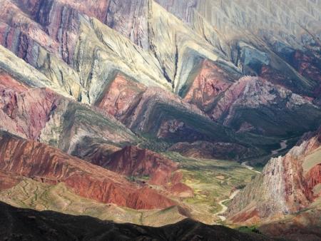 Balade dans la Quebrada de Humahuaca