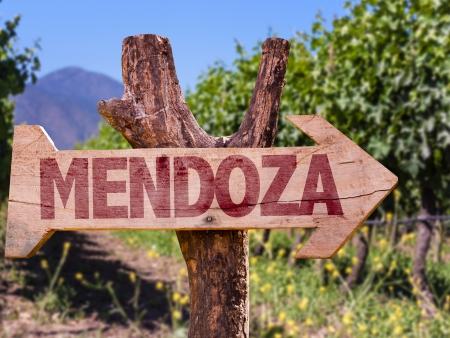 Mendoza, le début des Andes