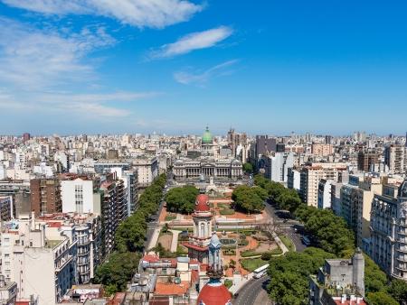 Découverte de l'architecture de Buenos Aires