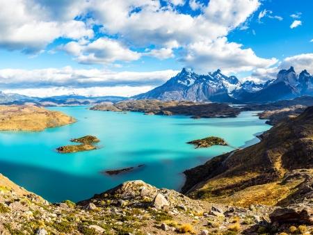 Le parc Torres del Paine