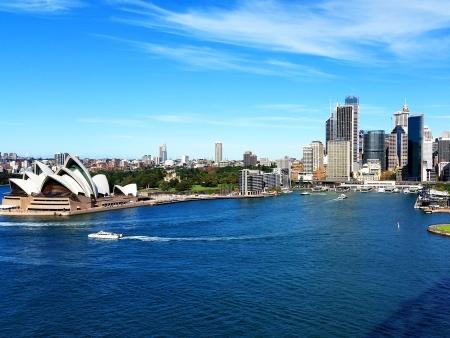 Premiers pas en Australie