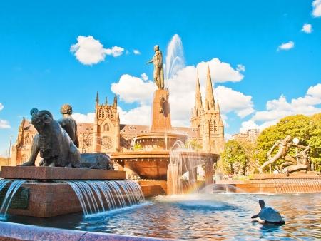 Sydney, une ville d'histoire baignée de soleil