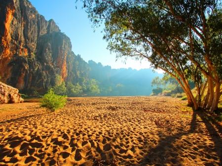 Au cœur de l'outback australien