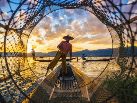 Ethnies et vestiges du lac Inle