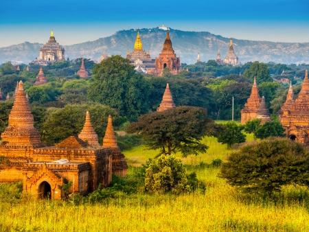 Retour à Bagan