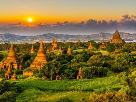 Merveilles de Bagan