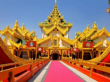 Couleurs et patrimoine de Yangon