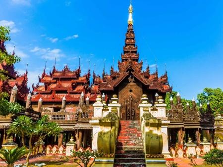 Premières impressions de Mandalay