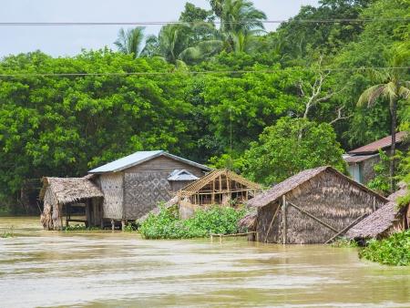 Les villages authentiques de l'Irrawaddy