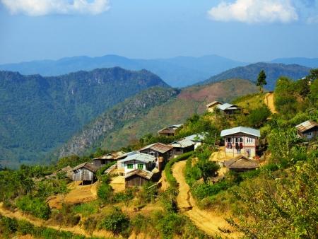 Du delta de l'Irrawaddy aux montagnes Shan