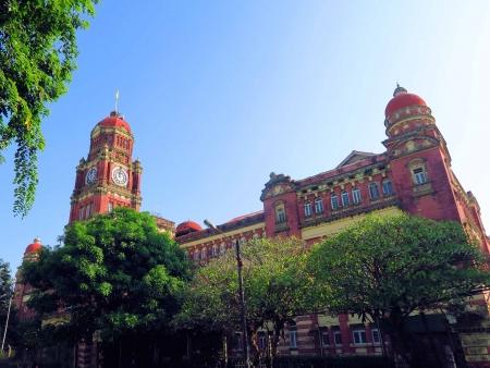 Visite guidée de Yangon