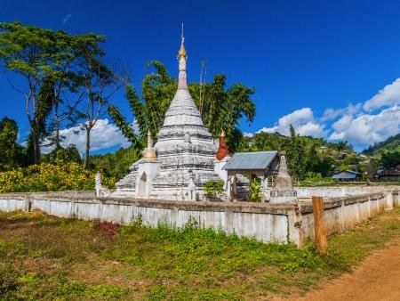 Palais et légendes Shan