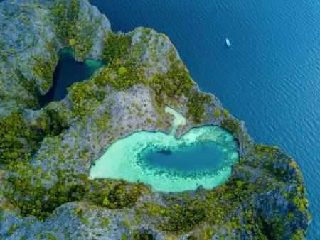 Paradis préservés des îles Mergui