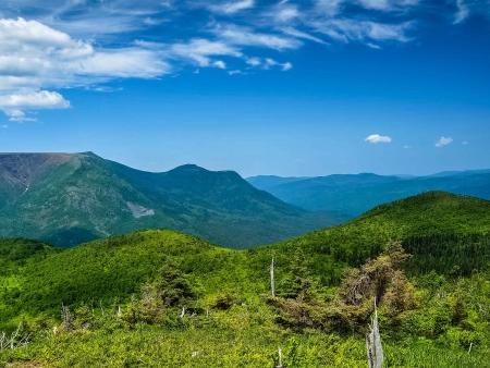 Randonnée dans le Parc National de Gaspésie