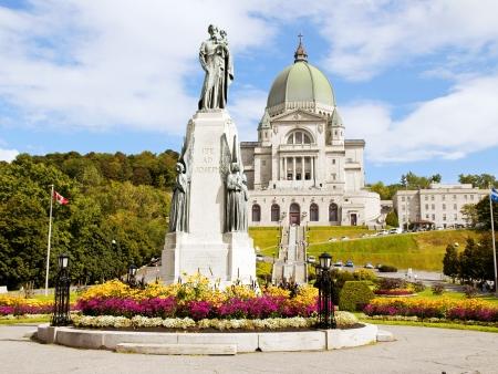 Montréal et retour vers la France