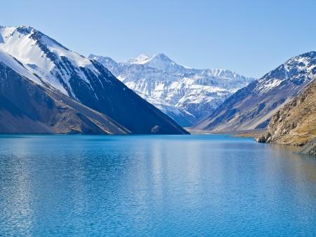 Exploration des Andes