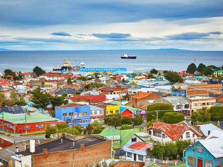 Route vers Punta Arenas