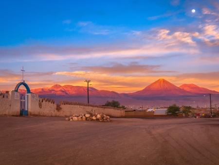En direction du nord chilien
