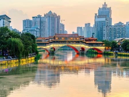 Derniers instants à Chengdu
